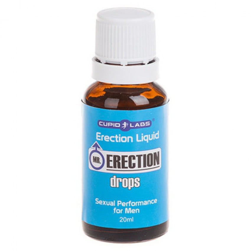 Erection Drops Picaturi, 20 ml