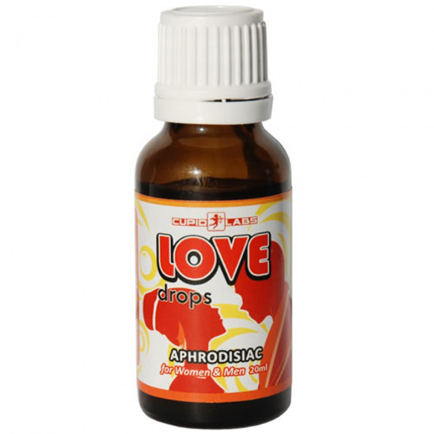 Love Drops Aphrodisiac 20ml
