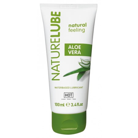 Lubrifiant HOT Nature Lube Aloe Vera 100 ml