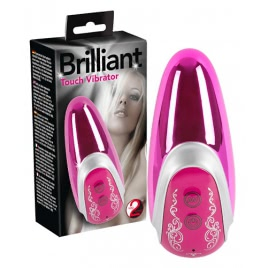 Touch Vibrator Pink