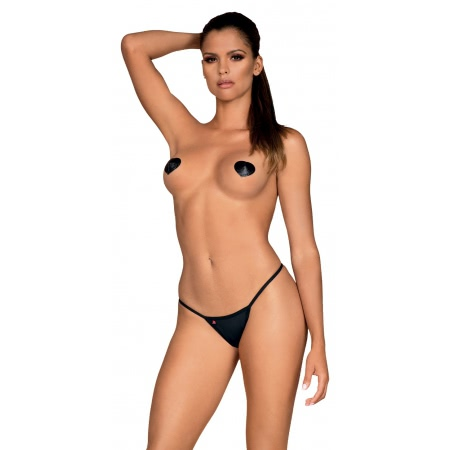 Nipple Covers Obsessive A501 Negru