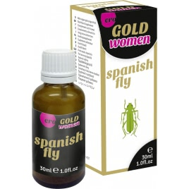 Afrodisiac Spanish Fly Strong Gold Women 30ml
