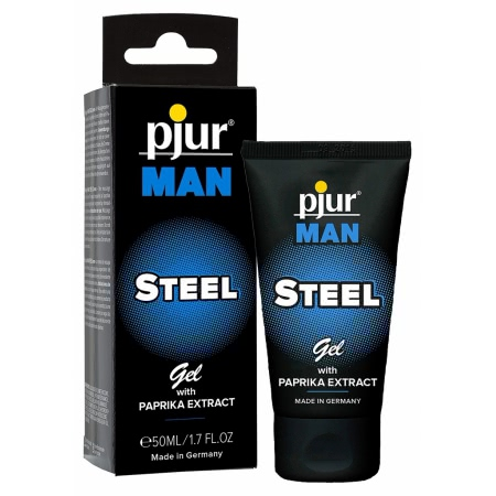 Gel Pjur Man Steel 50ml