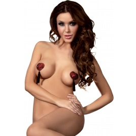 Nipple Covers Model 9 Rosu