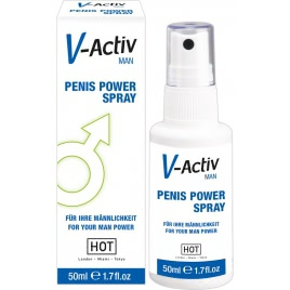 Erectie Puternica Spray V-activ Penis Power For Men 50ml pe xBazar