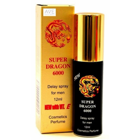Spray Intarziere Ejaculare Super Dragon 12ml