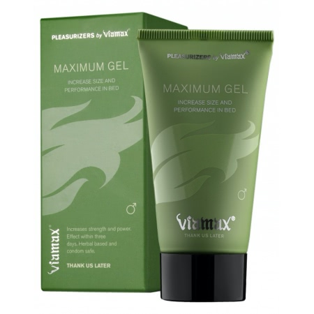 Gel Viamax Maximum 50 ml