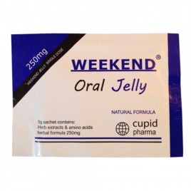 Weekend Oral Jelly